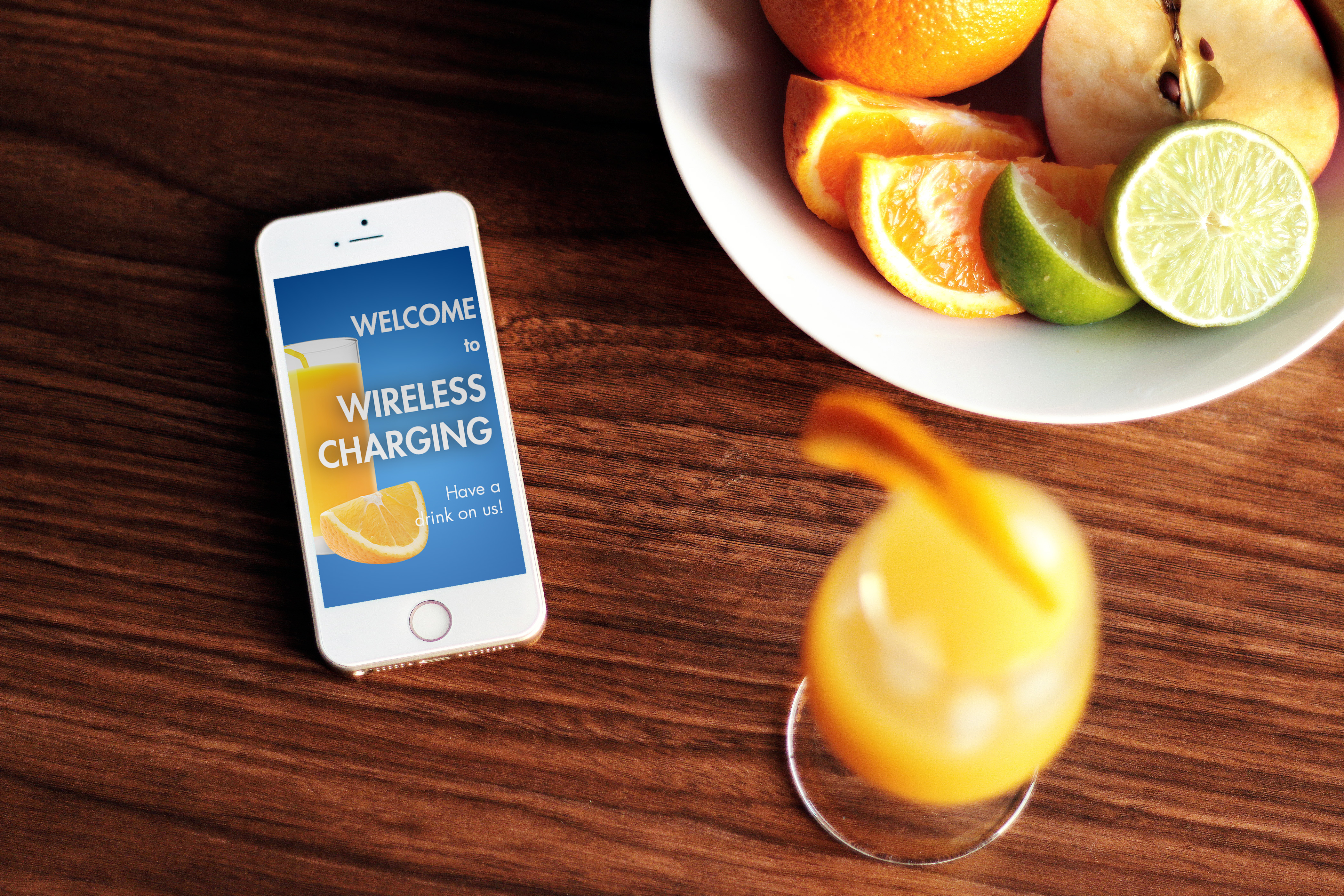 ChargeSpot Powers Up Restaurants with Smart Wireless Charging at NRA Show 2016