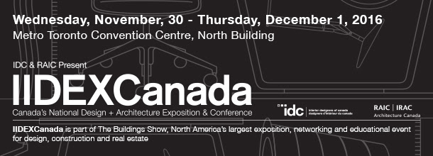 IIDEX Canada 2016 Preview: Can't Miss Events