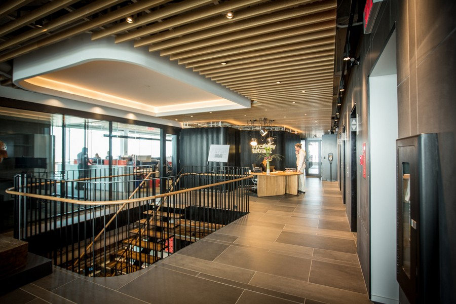 The open office law firm has arrived but is it here to for Interior design agency montreal